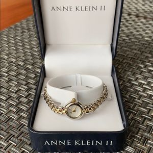 Anne Klein Two Tone Women's Watch